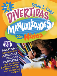Collect-N-Make Crafts for Kids (Ages 6-12) vol.2 - Spanish PDF