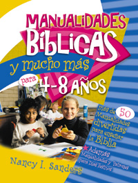 Bible Craft & More (Ages 4-8) vol.2 - Spanish Version PDF