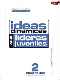 Dynamics Ideas for Youth Leaders - Vol.2, Spanish E-book